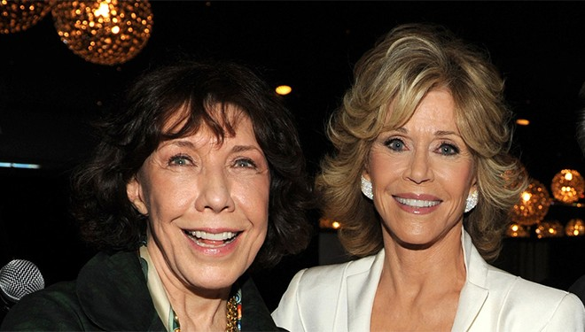 Lily Tomlin, Jane Fonda Tapped For Netflix Comedy 'Grace and Frankie'