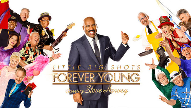 'Little Big Shots: Forever Young' Episode Guide (July 5): Simone Biles Appears; 93 Year Old Showgirl