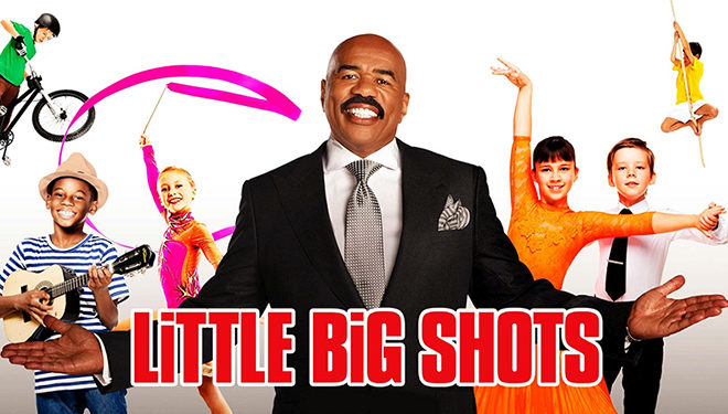 'Little Big Shots' Episode Guide (April 9): Twin Boxers; Professional Knife Thrower