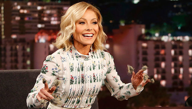'LIVE with Kelly' Episode Guide (Feb. 27): 'After Oscar Show'; Red Carpet Dresses and Looks