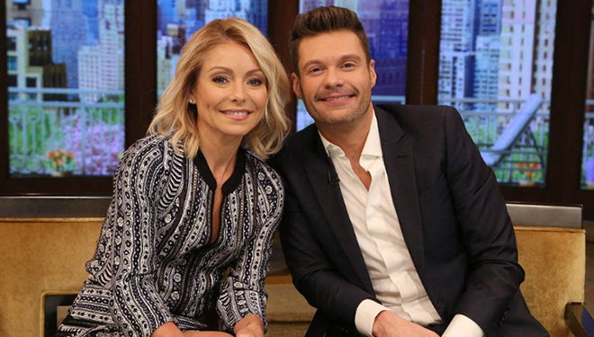 'LIVE with Kelly and Ryan' Episode Guide (July 7): Olivia Wilde; Bernadette Peters; iJustine
