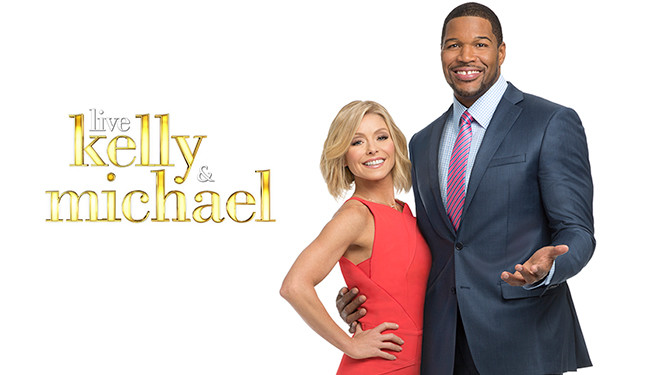 'LIVE with Kelly and Michael' Episode Guide (April 22): Erin Andrews Co-Hosts; Julia Louis-Dreyfus