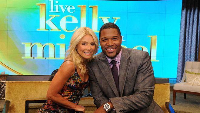 'LIVE with Kelly and Michael' Episode Guide (Oct. 23): Jessica Capshaw; Annie Lennox Performs