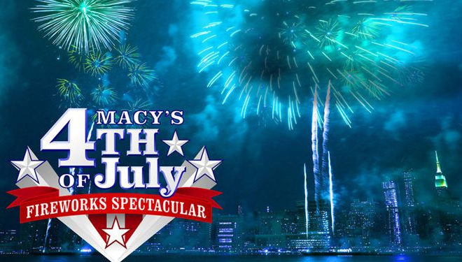 The 2017 Macy's 4th of July Fireworks Spectacular Airs Tonight on NBC