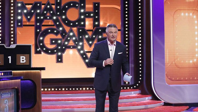 'Match Game' Episode Guide (Feb. 15): Adam Carolla; Ana Gasteyer; Kenan Thompson