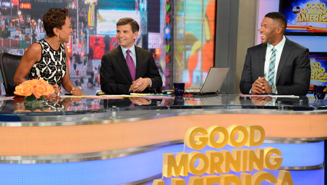 'Live With Kelly and Michael' Host Michael Strahan Joining 'GMA' Full Time