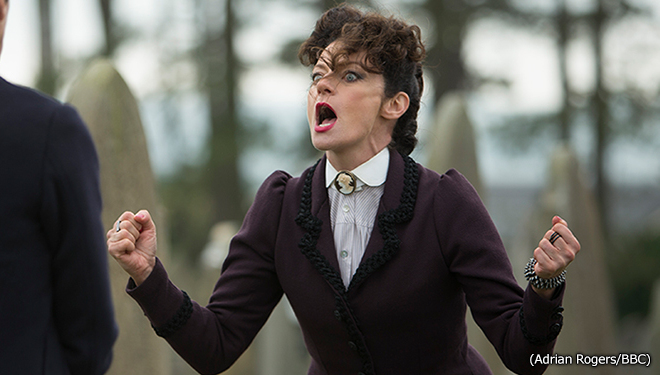 Michelle Gomez Reprising Role as Missy on 'Doctor Who'