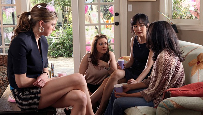 'Mistresses' Episode Guide (Aug. 11): April Learns Who Has Been Stalking Her