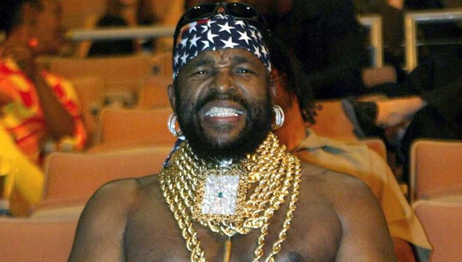 Mr. T To Be Inducted Into 2014 WWE Hall Of Fame During WrestleMania Weekend