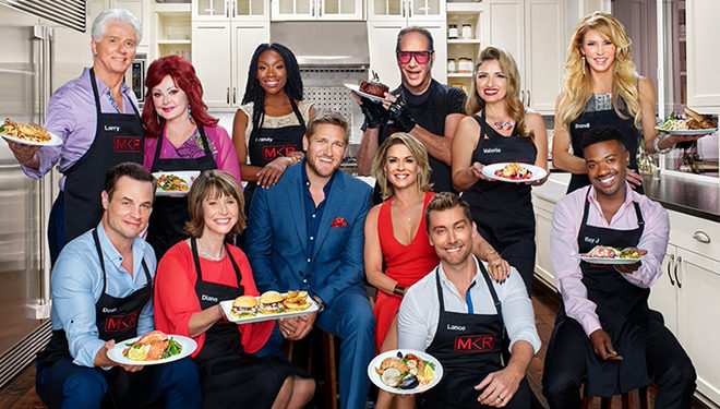 My kitchen rules episode guide feb 9 kelly osbourne for Y kitchen rules episodes