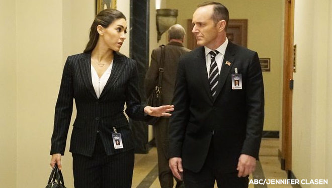 Natalia Cordova-Buckley Promoted to Series Regular on 'Agents of SHIELD'