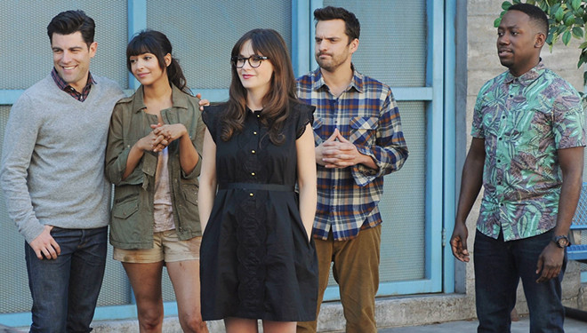 'New Girl' Episode Guide (Oct. 4): The Crew Goes Glamping