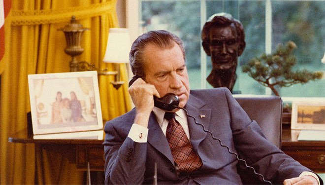 'Nixon by Nixon: In His Own Words' Premieres Tonight on HBO