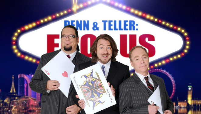 The CW Orders New Seasons of 'Whose Line Is It Anyway?,' 'Penn & Teller: Fool Us,' and 'Masters of Illusion'