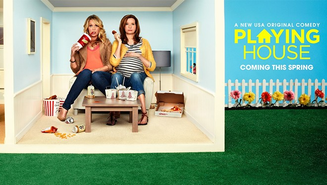 USA's 'Playing House' To Premiere Out Of 'Modern Family' On April 29