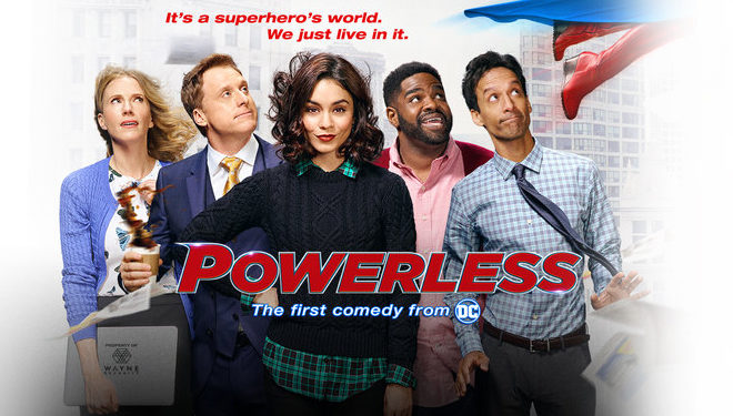 'Powerless' Episode Guide (April 6): Dr. Psycho Releases a Toxic Gas in Charm City