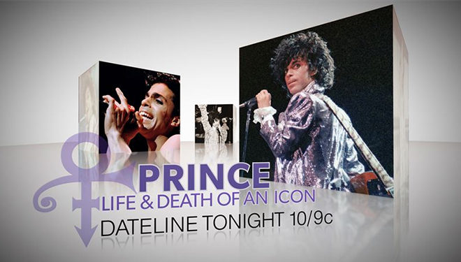 'Dateline NBC' Episode Guide (April 22): The Life and Death of Music Icon Prince