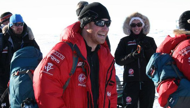 Prince Harry To Talk South Pole Expedition Trek With Matt Lauer