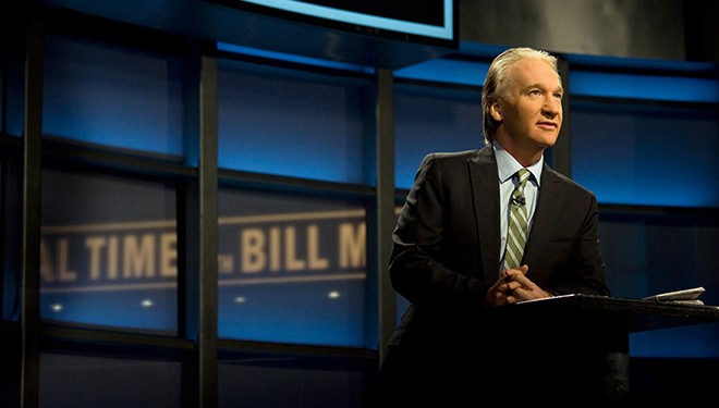 'Real Time with Bill Maher' October 28 Guests