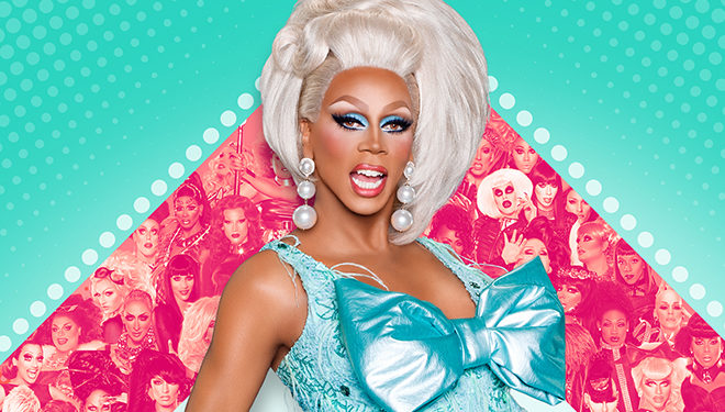 RuPaul Reveals the Cast of 'RuPaul's Drag Race All Stars' Tonight on VH1