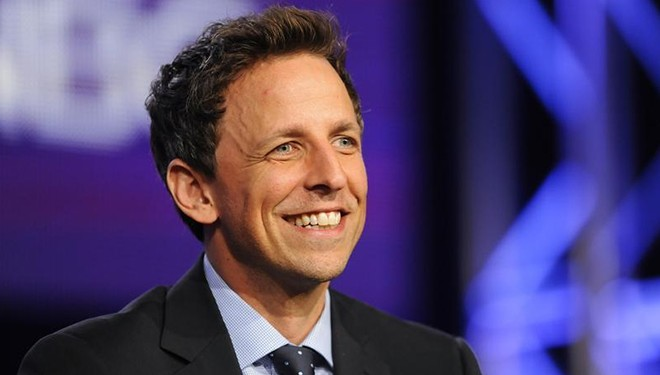 This Week's 'Late Night with Seth Meyers' Guests: Trace Ellis Ross; Ice Cube; Joe Rogan