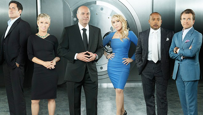 ABC Announces the Return of 'Shark Tank Week'