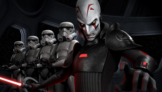 Disney XD's 'Star Wars Rebels' Renewed for Season 3