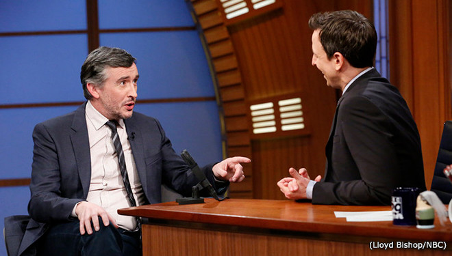 Steve Coogan Joins Showtime's 'Happyish'