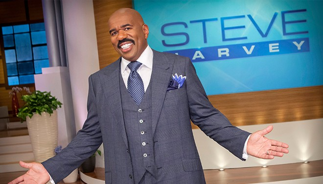 'Steve Harvey Show' Episode Guide (Aug. 28): Meredith Vieira; Marjorie Harvey's New Fashion Blog