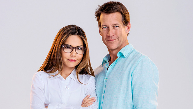 'Stranded in Paradise' Premieres Tonight on Hallmark Channel
