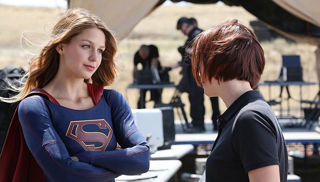 'Supergirl' Episode Guide (Oct. 31): Hank and M'Gann Get to Know Each Other