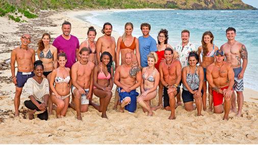 CBS Announces 'Survivor: Game Changers' Cast