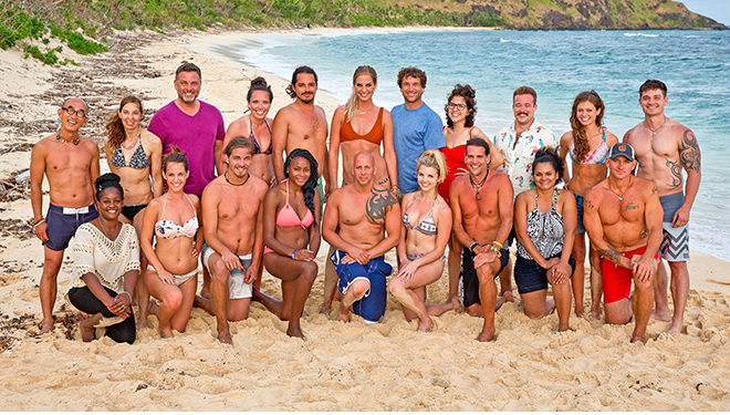 CBS Announces 'Survivor: Game Changers' Cast