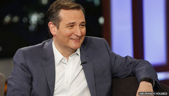 'Good Morning America' (April 18): Presidential Candidate Ted Cruz Live Town Hall