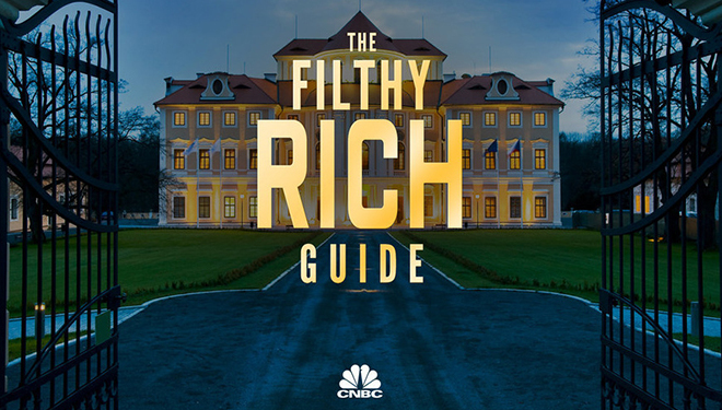 'The Filthy Rich Guide' Episode Guide (May 17): Gifts For Billionaires; A Wealthy Gamer's Lifestyle