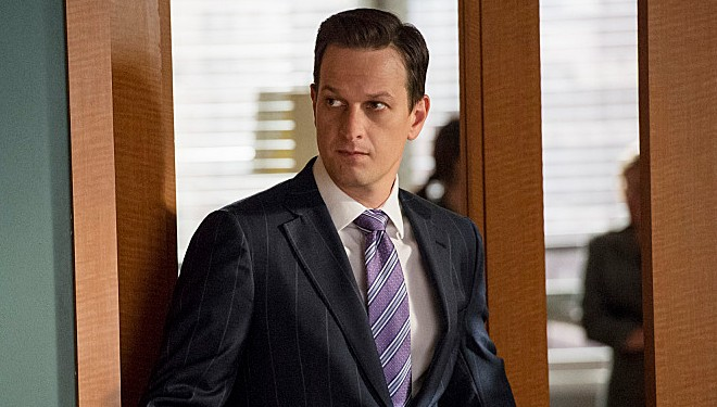 Josh Charles To Discuss Shocking 'The Good Wife' Death Tonight With Letterman