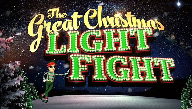 'The Great Christmas Light Fight' Episode Guide (Dec. 4): Families Showcase Their Christmas Light Displays