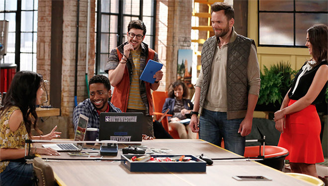 'The Great Indoors' Episode Guide (April 13): Email Leaks Cause the Staff to Turn on Each Other