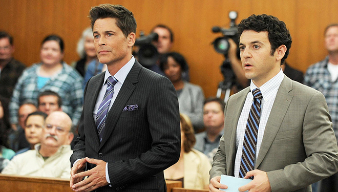 'The Grinder' Episode Guide (April 12): Stewart Becomes Concerned With Dean Sr.'s Anger Issues
