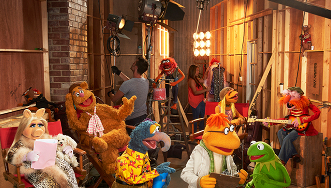 'The Muppets' Episode Guide (Dec. 1): Joseph Gordon-Levitt Performs WIth Miss Piggy