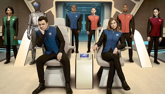 'The Orville' Episode Guide (Sept. 17): Ed and Kelly Tricked By a Hologram of a Ship in Distress
