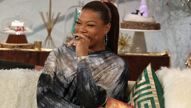 'The Queen Latifah Show' Episode Guide (Aug. 26): Betty White; Monica Potter