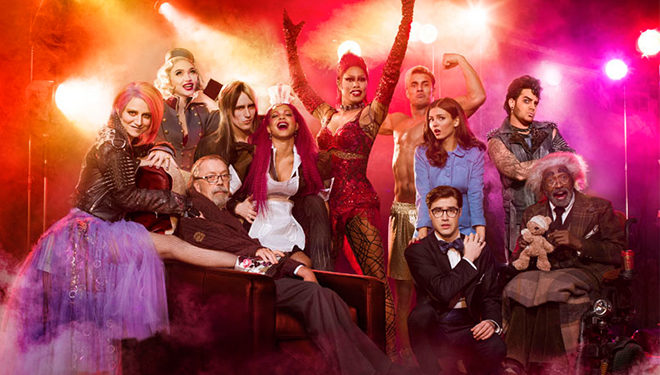 Original Musical Television Film 'The Rocky Horror Picture Show' Premieres Tonight on FOX