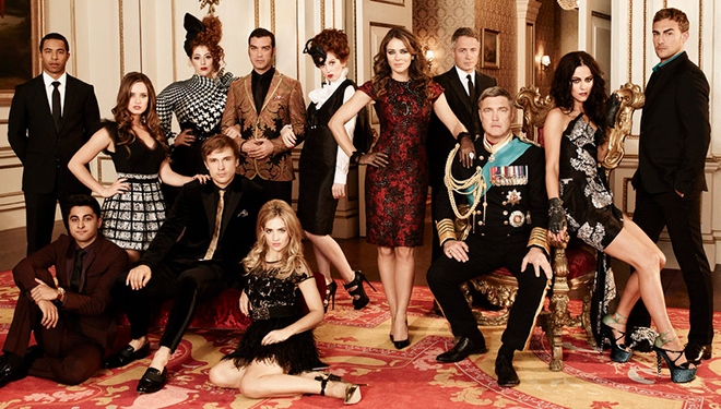 E's 'The Royals' Renewed for Season 4
