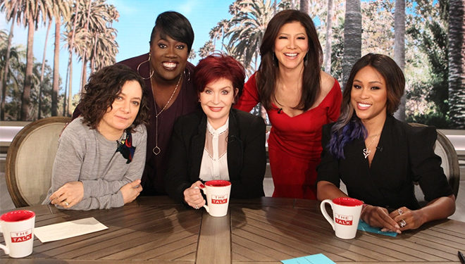 'The Talk' Episode Guide (Feb. 1): Anna Faris; 'Top Talker' Headlines