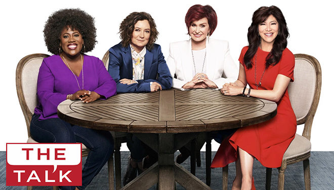 'The Talk' Episode Guide (Oct. 16): Tyler Perry; Carrie Ann Inaba