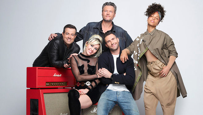 'The Voice' Renewed for Two More Seasons; Miley Cyrus and Gwen Stefani Returning