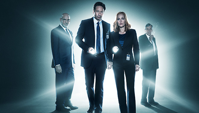 FOX Orders Second Event Installment of 'The X-Files'