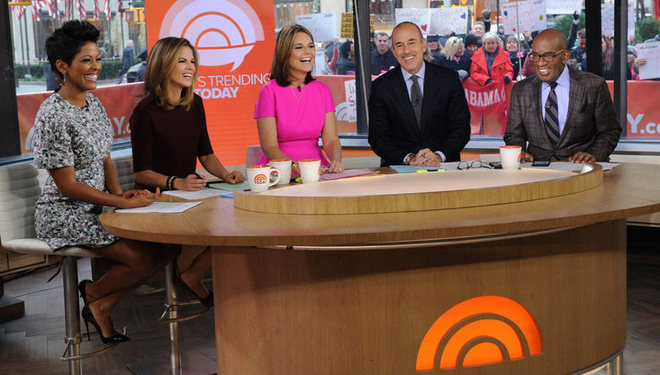 'Today Show' (Sept. 11): Mike Lupica; How to Save Big Money; Ted Danson