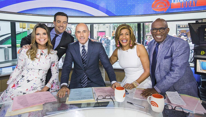 'Today Show' (Oct. 24): Jenna Bush Hager; Barbara Bush; Melissa Rivers; Darius Rucker Performs